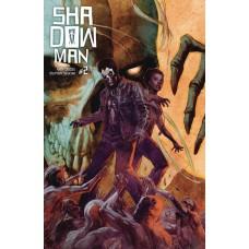 SHADOWMAN (2018) #2 CVR B GUEDES