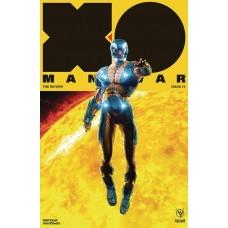 X-O MANOWAR (2017) #14 CVR A ANDREWS