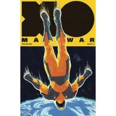 X-O MANOWAR (2017) #14 CVR B ALLEN