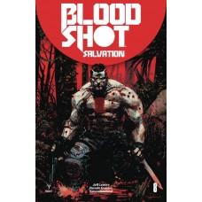 BLOODSHOT SALVATION #8 CVR C ZAFFINO