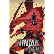 NINJAK VS VU #4 (OF 4) CVR A LEVEL