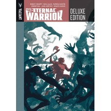 WRATH OF THE ETERNAL WARRIOR HC DLX ED