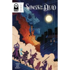 SONGS FOR THE DEAD #3 (OF 4) CVR B ROBLES VARIANT