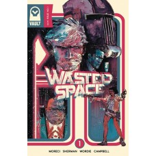 WASTED SPACE #1 CVR B SHERMAN VARIANT (MR)
