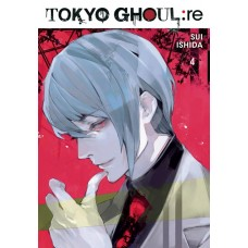 TOKYO GHOUL RE GN VOL 04
