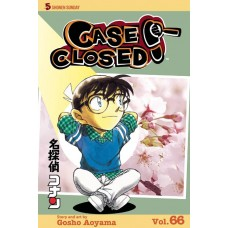 CASE CLOSED GN VOL 66
