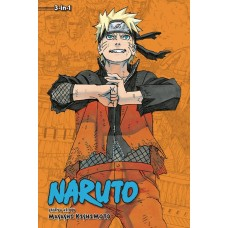 NARUTO 3IN1 TP VOL 22