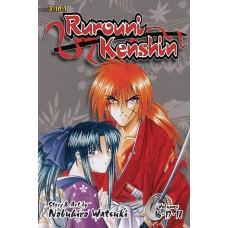 RUROUNI KENSHIN 3IN1 TP VOL 06