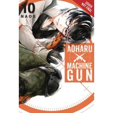 AOHARU X MACHINEGUN GN VOL 10