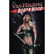 VAN HELSING VS ROBYN HOOD #4 (OF 4) CVR C WILLIAMS