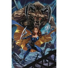 BELLE BEAST HUNTER #4 (OF 6) CVR A WHITE