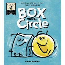 BOX MEETS CIRCLE PIXAR ANIMATION STUDIOS ARTIST SHOWCASE