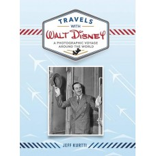 TRAVELS WITH WALT HC