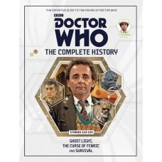 DOCTOR WHO COMP HIST HC VOL 69 7TH DOCTOR STORIES 153-155