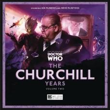 DOCTOR WHO CHURCHILL YEARS AUDIO CD SET #2