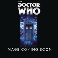 DOCTOR WHO 5TH DOCTOR SERPENT IN SILVER MASK AUDIO CD