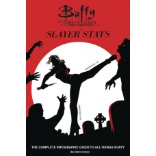 BUFFY THE VAMPIRE SLAYER SLAYER STATS HC
