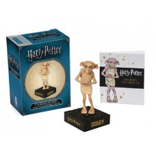 HARRY POTTER TALKING DOBBY W BOOK KIT