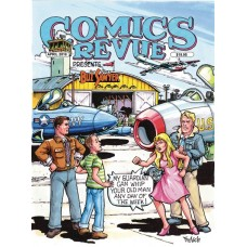COMICS REVUE PRESENTS APR 2018