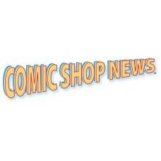COMIC SHOP NEWS 90CT BUNDLE #1608