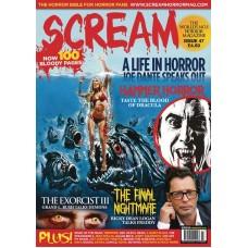 SCREAM MAGAZINE #48 (MR)