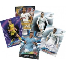 TOPPS 2017/2018 UEFA CHAMPIONS LEAGUE CHROME T/C BOX