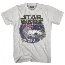 SW TIE ADVANCED SILVER SNOW HEATHER PX T/S MED