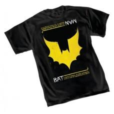 BAT-MAN T/S XXL