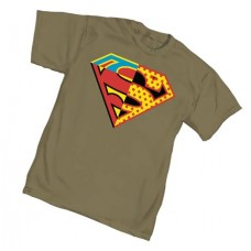 SUPERMAN UNIVERSAL SYMBOL T/S XL