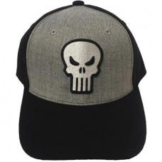 MARVEL PUNISHER LOGO DAD CAP