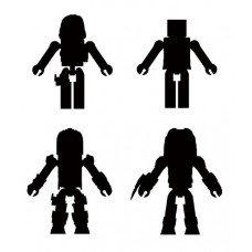 PREDATOR MOVIE MINIMATES BOX SET