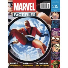 MARVEL FACT FILES #215