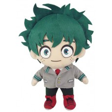 MY HERO ACADEMIA MIDORIYA SCHOOL UNIFORM PLUSH