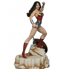 DC SUPER POWERS COLL WONDER WOMAN 14IN MAQUETTE