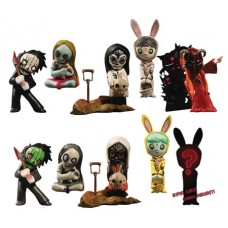 LIVING DEAD DOLLS RESURRECTION SER 1 2IN COLL FIG BMB DIS