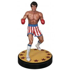ROCKY RED WHITE & BLUE SHORTS VER 1/4 SCALE STATUE