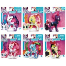 MY LITTLE PONY FRIENDS FIG ASST 201801