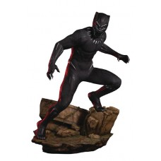 BLACK PANTHER MOVIE BLACK PANTHER ARTFX STATUE