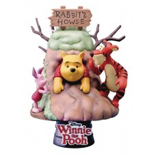 WINNIE THE POOH DS-006 D-SELECT SERIES PX 6IN STATUE