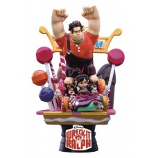 WRECK-IT RALPH DS-008 D-SELECT SERIES PX 6IN STATUE