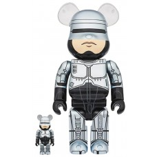 ROBOCOP 100% & 400% BEA FIG