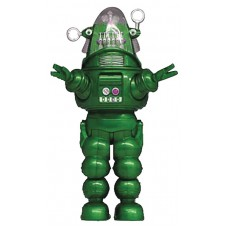 FORBIDDEN PLANET ROBBY ROBOT GREEN SOFT VINYL PX FIG