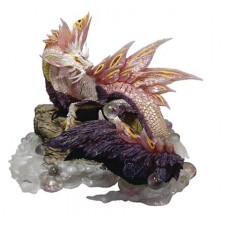 MONSTER HUNTER CFB RATHIAN BUBBLE FOX WYVERN MDL KIT