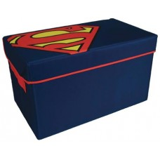 SUPERMAN COLLAPSIBLE TOY TRUNK