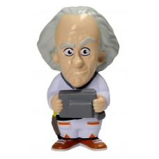 BACK TO THE FUTURE DOC BROWN STRESS DOLL