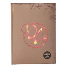 HARRY POTTER DUMBLEDORES ARMY LIGHT UP NOTEBOOK