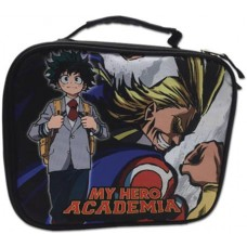 MY HERO ACADEMIA DEKU & ALL MIGHT LUNCH BAG