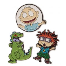 RUGRATS 3 PC LAPEL PIN SET
