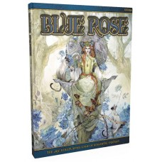 BLUE ROSE RPG AGE OF ROMANTIC FANTASY