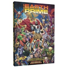 MUTANTS AND MASTERMINDS RPG ATLAS OF EARTH PRIME SOURCEBOOK